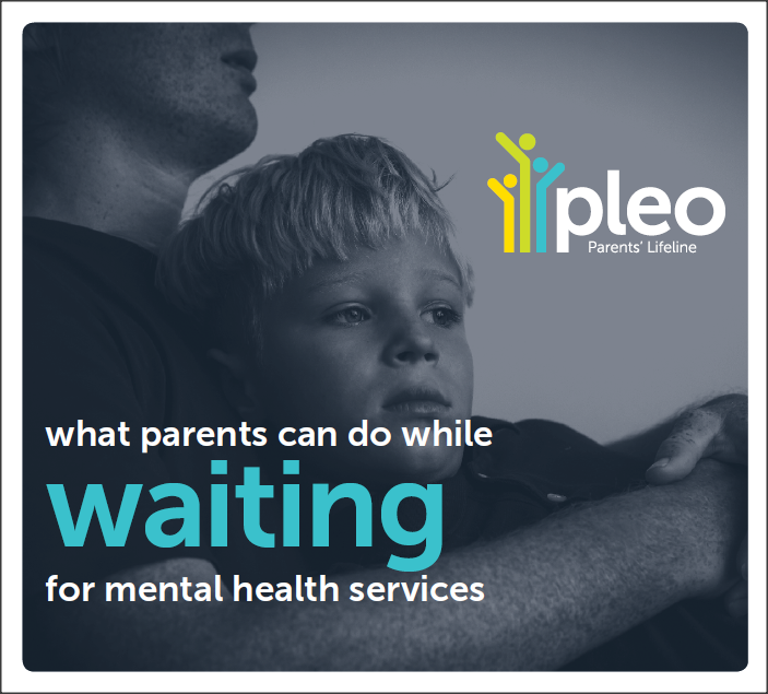 PLEO Waiting for Mental Health Services
